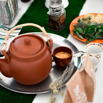 Kvapni natūrali arbata